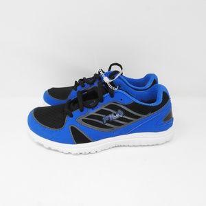 Fila Boys Blue Tennis Shoes NWOT